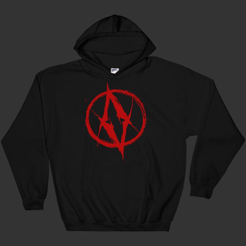 hoodie design 01 red 1