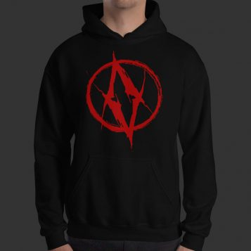 hoodie design 01 red 2