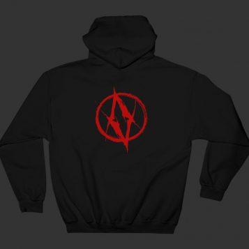 hoodie design 02 red 01 back1
