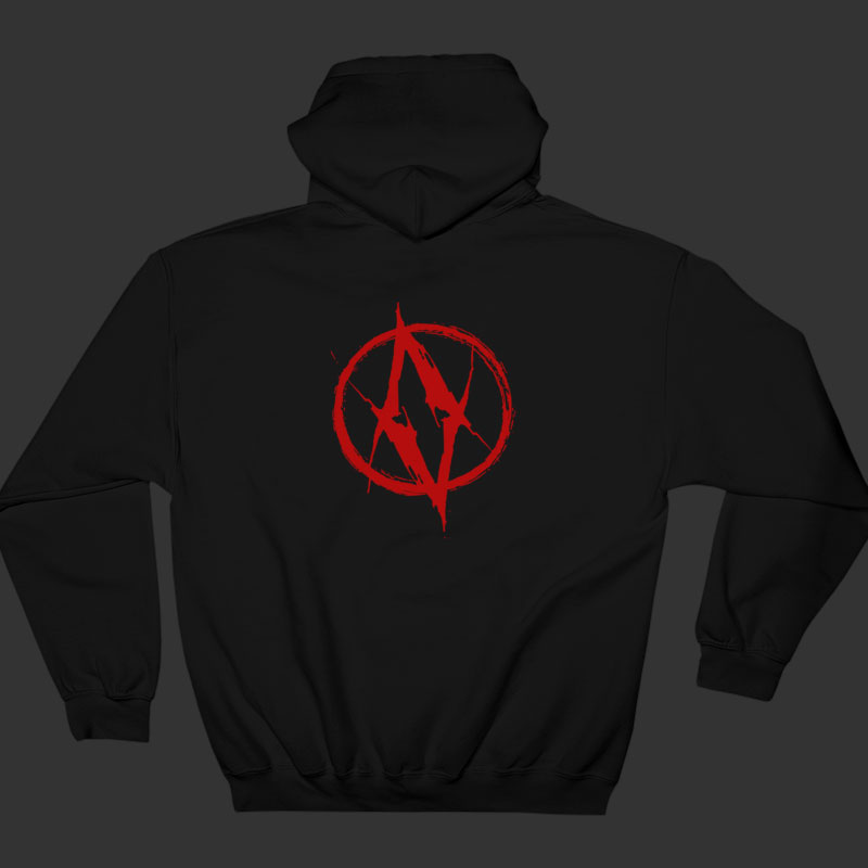 hoodie design 02 red 01 back1