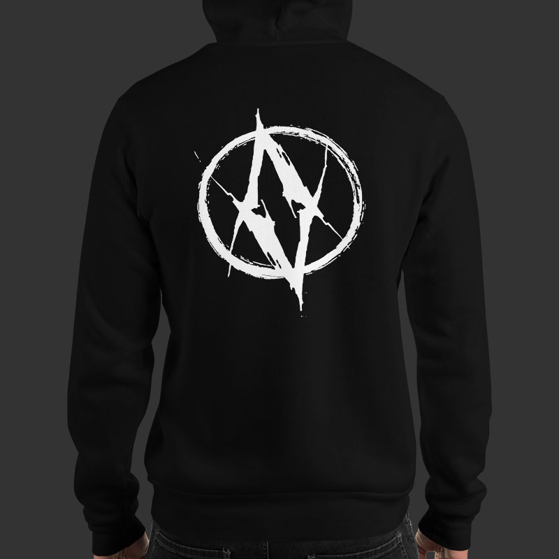 hoodie design 02 white 01 back2